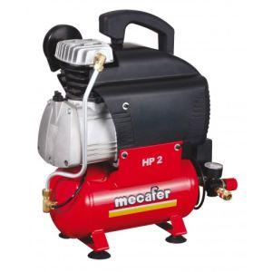 Mecafer 425533 - Compresseur Vento 6L 2HP 8 bars