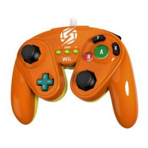 PDP Manette Fight Pad Samus pour Wii U