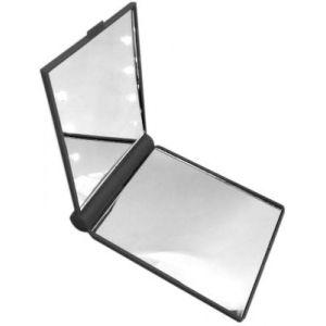 EssentielB Miroir de poche lumineux