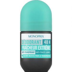 Monoprix Déodorant bille homme