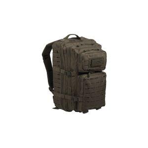 Mil-tec Sac à dos US Assault Pack LG Laser Cut olive