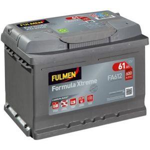 Fulmen Batterie auto XTREME FA612 (+ droite) 12V 60AH 600A