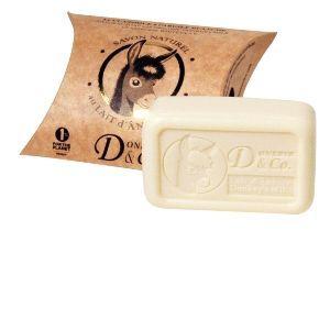 Donkeys & co Savon bio 100g fleur de lavande - épautre (au lait d'ânesse)