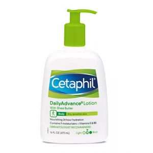 Cetaphil DailyAdvance Lotion with Shea Butter - 473 ml