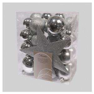 Melina - Kit de décoration pour sapin de Noël