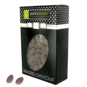 Patisdécor Dragées chocolat taupe - 500g