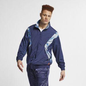 Nike Veste Jordan x RW Flight pour Homme Bleu Couleur Bleu Taille L