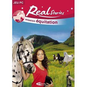 Real Stories : Mission Equitation - Chevauchée vers l'Orient [PC]
