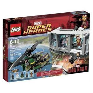 Lego 76007 - Super Heroes : Iron Man 3 - L'attaque de la Villa de Malibu