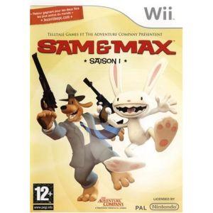 Sam & Max : Saison 1 [Wii]