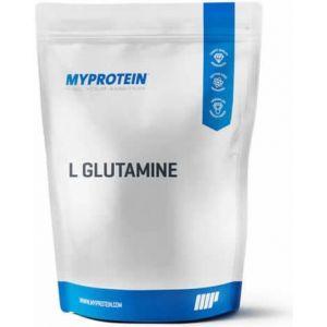 Myprotein L Glutamine, Sans arôme ajouté, Poche, 1 kg