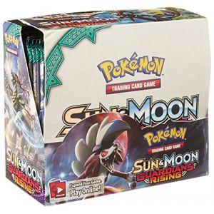 Asmodée Pokémon Booster Soleil et Lune Guardians Rising