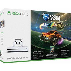 Microsoft Xbox One S 500 Go Rocket League