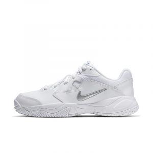 Nike Chaussure de tennis surface dure Court Lite 2 Femme Blanc - Taille 39 - Female