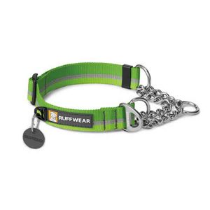 Ruffwear Collier pour chien Chain Reaction vert Tailles : S