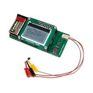 Velleman Testeur de composants kit à monter K8115 9 V/DC 1 pc(s)