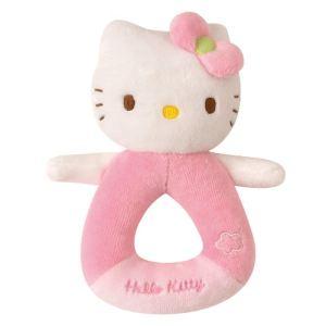 Jemini Hochet anneau Hello Kitty (21672)