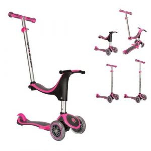 Globber Evo 4in1 plus - Trottinette 3 roues