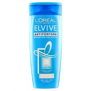 L'Oréal Elvive - Antiforfora Shampoo Delicato per Tutti i Tipi di Capelli - 250 ml