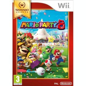 Mario Party 8 [Wii]