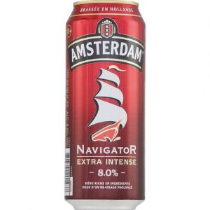 Image de Amsterdam Navigator, bière extra forte importée de Hollande