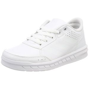 Adidas AltaSport K, Chaussures de Fitness Mixte Enfant, Blanc (Ftwbla/Ftwbla/Gritra 000), 30 EU