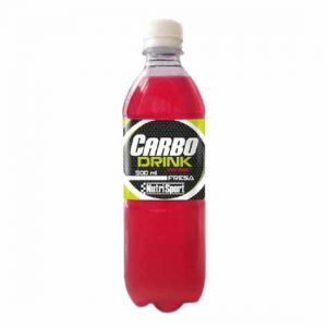 Nutrisport Isotonique Sportdrink Carbo Strawberry 24 Units