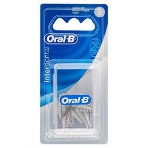 Oral-B Accessoire - Recharges Coniques Fines x12 - Lot de 3