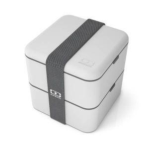 monbento MB Square Boîte bento carrée Coton