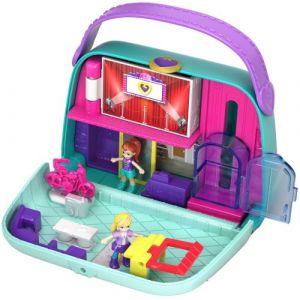 Mattel Le sac à boutiques Polly Pocket