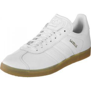 Adidas Gazelle Bd7479, Sneakers Basses Homme, Blanc (White), 44 EU