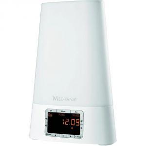 Medisana WL 450 - Réveil lampe simulateur d'aube avec radio