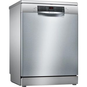 Bosch Sms46ji17e Lave-vaisselle 60cm 13c 44db a++ pose-libre inox supersilence