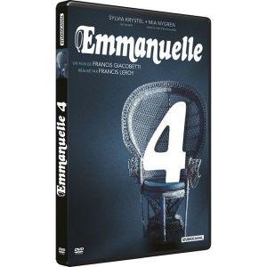 DVD - réservé Emmanuelle 4