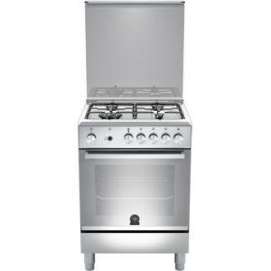 La Germania TU64C21DX - Cuisinière tout gaz 4 foyers
