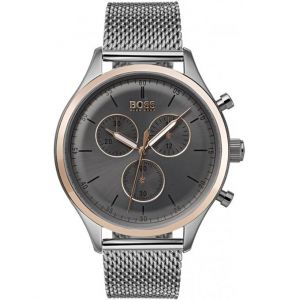 Hugo Boss 1513549 - Montre pour homme Quartz Chronographe