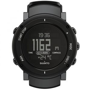 Suunto Core Ultimate Black Ordinateurs outdoor