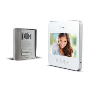 Extel 720294 Quattro White Edition Visiophone