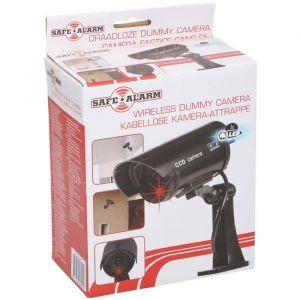 Safe Alarm Caméra de surveillance factice