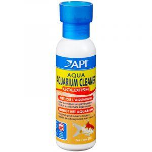 API Fishcare Aqua Aquarium cleaner Goldfish API activateur 118mL