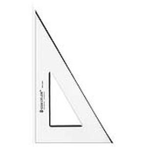Staedtler Équerre 60° Professionnel en plexiglas 31 cm