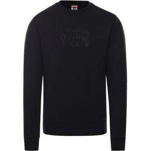 The North Face Drew Peak Crew - Pull taille XL, noir