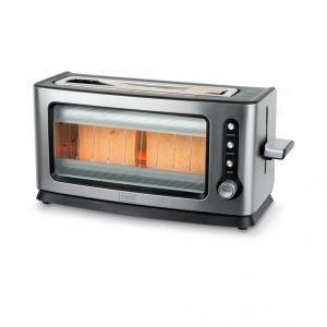 Trebs 99320 - Grille-pain transparent à infrarouge 1 fente