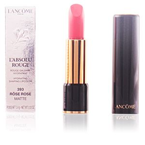 Lancôme L'Absolu Rouge : 393 Rose Rose - Rouge galbant hydratant