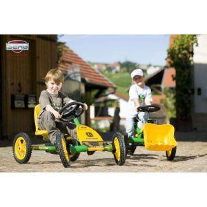 Berg Toys Kart à pédales John Deere Buddy