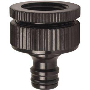 """Toolcraft Adaptateur de robinet TO-4848804 plastique Ø 19 mm (3/4"""") set de 2"""