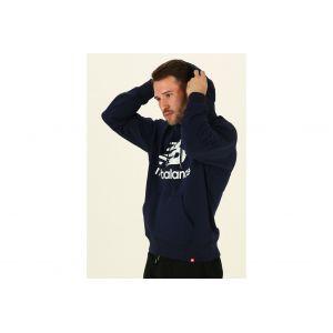 New Balance Essentials M vêtement running homme Bleu marine - Taille S