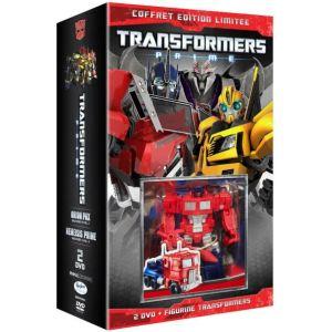 Coffret Transformers Prime