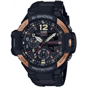 Casio GA-1100RG-1AER - Montre pour homme G-Shock