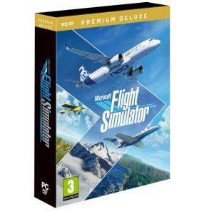 Flight Simulator Premium Deluxe Edition DVD (PC) [PC]